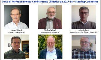 Corso di Perfezionamento Cambiamento Climatico _ Docenti