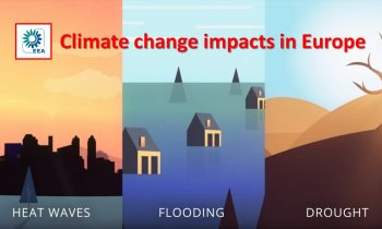 EEA video on climate change impacts