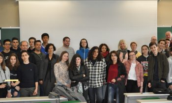 European students address Climate Change and Sustainability_PHOTO GALLERY