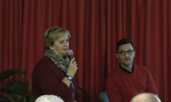 Volpi, Lavelli e Anna Motta Forin – Conferenza 27.11.2018