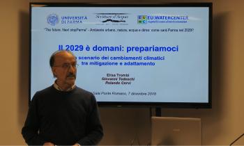 Giorgio Triani – Scritture d'Acqua 07.12.2018